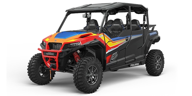 2022 Polaris GENERAL XP 4 Troy Lee Designs Edition at Sun Sports Cycle & Watercraft, Inc.