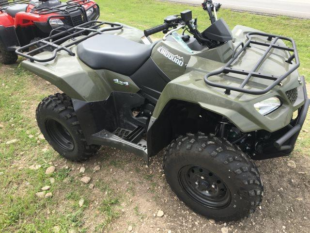 2018 Suzuki KingQuad 400 FSi at Kent Powersports of Austin, Kyle, TX 78640