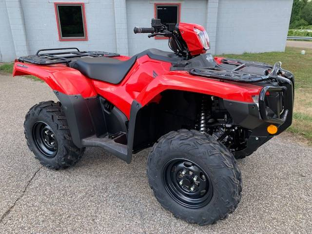 2021 Honda FourTrax Foreman Rubicon 4x4 Automatic DCT EPS at Kent Motorsports, New Braunfels, TX 78130