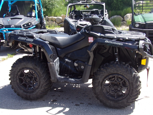 2017 Can-Am Outlander XT-P 850 at Power World Sports, Granby, CO 80446
