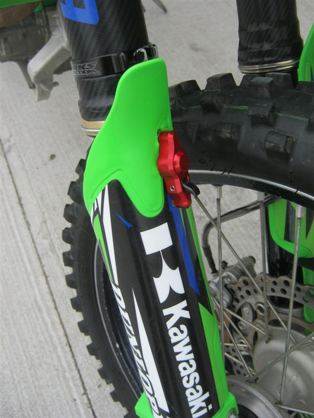 2014 Kawasaki KX 250F Team Green at Brenny's Motorcycle Clinic, Bettendorf, IA 52722