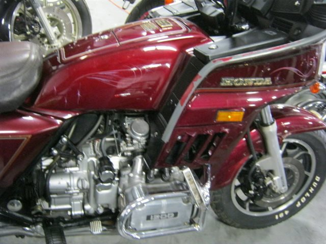 1984 Honda GL1200 Interstate at Brenny's Motorcycle Clinic, Bettendorf, IA 52722