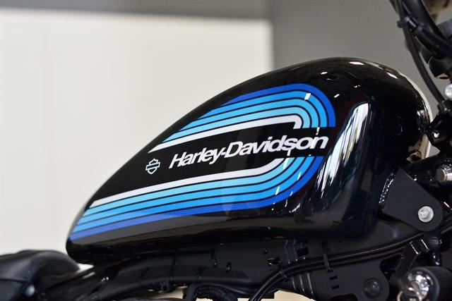 2019 Harley-Davidson Sportster Iron 1200 at Destination Harley-Davidson®, Tacoma, WA 98424