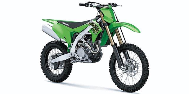 2021 Kawasaki KX 450X at Wild West Motoplex