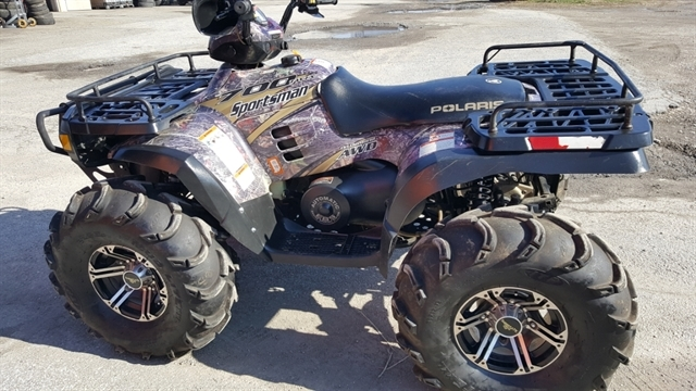 2004 Polaris Sportsman 700 Twin at Thornton's Motorcycle - Versailles, IN