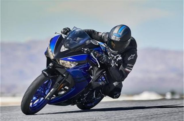 2018 Yamaha YZF R3 at Pete's Cycle Co., Severna Park, MD 21146