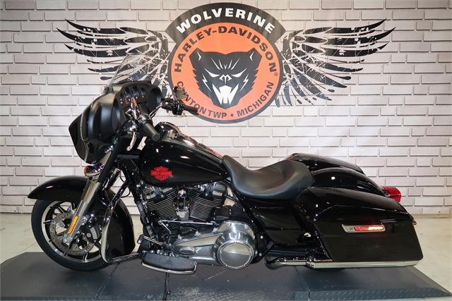 2021 Harley-Davidson Grand American Touring Electra Glide Standard at Wolverine Harley-Davidson