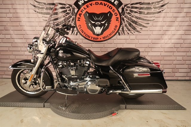 2017 Harley-Davidson Road King Base at Wolverine Harley-Davidson