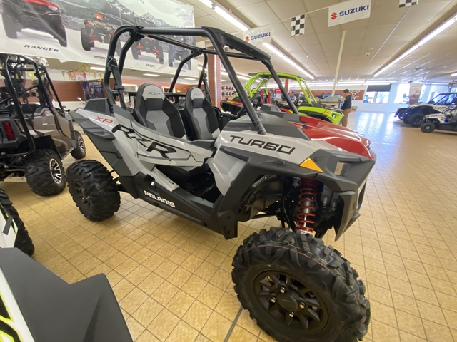 2021 Polaris RZR XP Turbo Base at Southern Illinois Motorsports