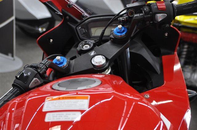 2016 Honda CBR 500R at Seminole PowerSports North, Eustis, FL 32726