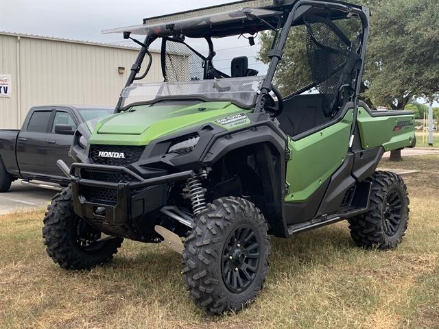 2021 Honda Pioneer 1000 Pioneer 1000 Limited Edition at Kent Motorsports, New Braunfels, TX 78130