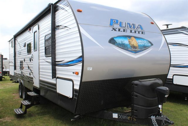 2019 Palomino Puma XLE Lite 30DBSC Bunk Beds at Campers RV Center, Shreveport, LA 71129