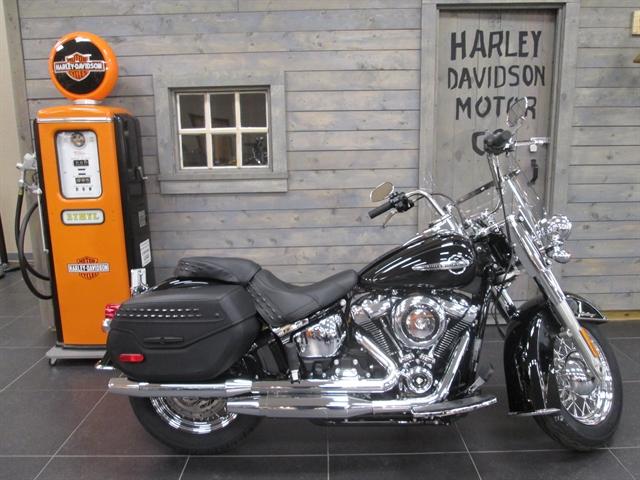 2020 Harley-Davidson Softail Heritage Classic at Hunter's Moon Harley-Davidson®, Lafayette, IN 47905