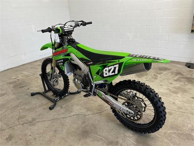 2021 Kawasaki KX 250 at Hebeler Sales & Service, Lockport, NY 14094
