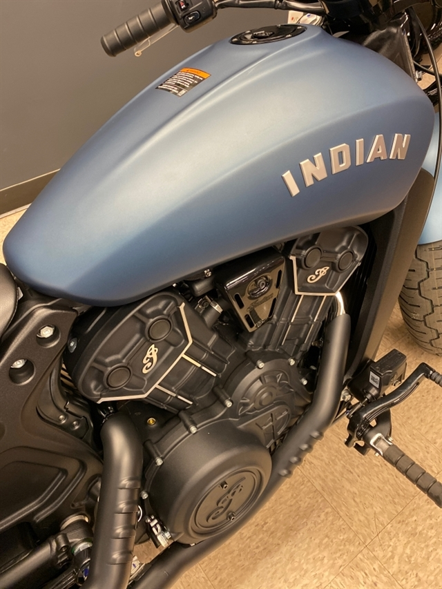 2021 Indian Scout Scout Bobber Sixty - ABS at Sloans Motorcycle ATV, Murfreesboro, TN, 37129