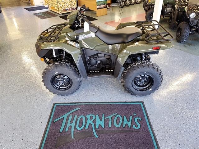 2019 SUZUKI LT-A750XL9 at Thornton's Motorcycle - Versailles, IN