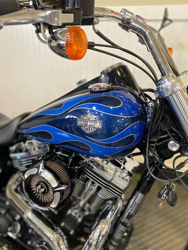 2013 Harley-Davidson Dyna Wide Glide at Gasoline Alley Harley-Davidson (Red Deer)