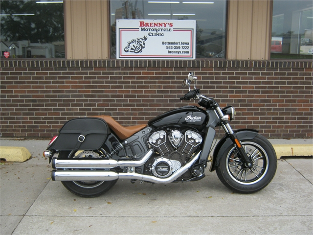 2020 Indian Motorcycle Scout at Brenny's Motorcycle Clinic, Bettendorf, IA 52722