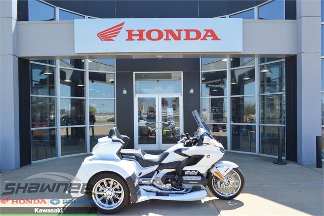 2018 Honda Gold Wing Tour at Shawnee Honda Polaris Kawasaki