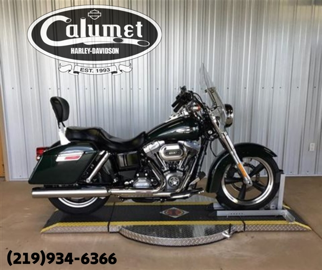2016 Harley-Davidson Dyna Switchback at Calumet Harley-Davidson®, Munster, IN 46321