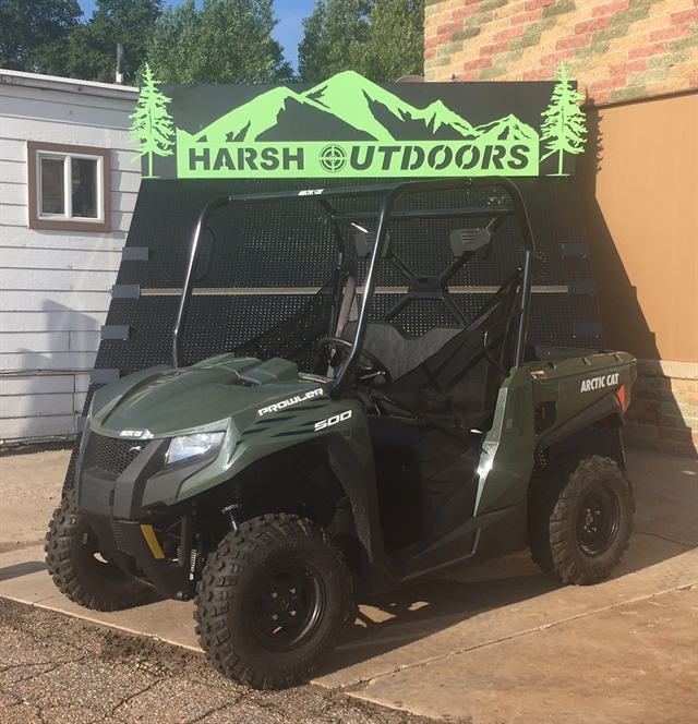 2017 Arctic Cat Prowler 500 at Harsh Outdoors, Eaton, CO 80615