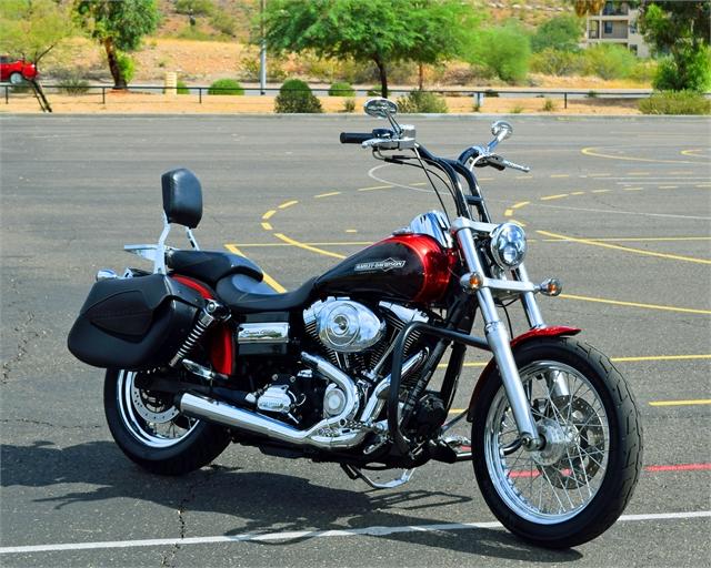2013 Harley-Davidson Dyna Super Glide Custom at Buddy Stubbs Arizona Harley-Davidson