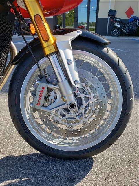 2017 Triumph Thruxton 1200 R at Stu's Motorcycles, Fort Myers, FL 33912