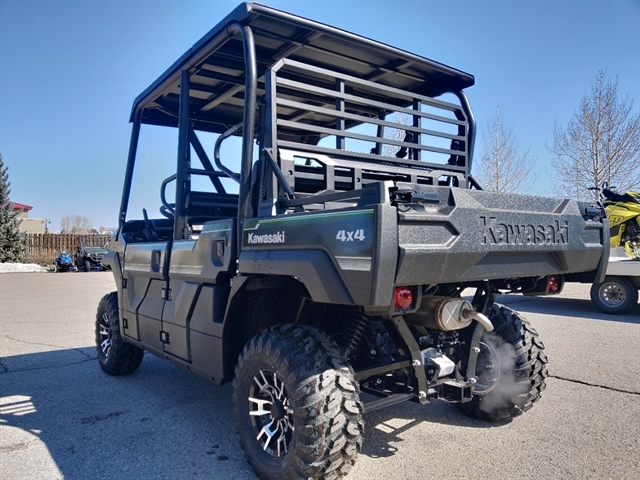 2021 Kawasaki Mule PRO-FXT EPS LE at Power World Sports, Granby, CO 80446