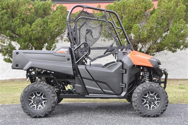 2019 Honda Pioneer 700 Deluxe at Seminole PowerSports North, Eustis, FL 32726