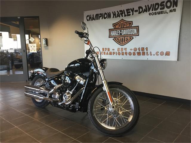 2021 Harley-Davidson Cruiser FXST Softail Standard at Champion Harley-Davidson