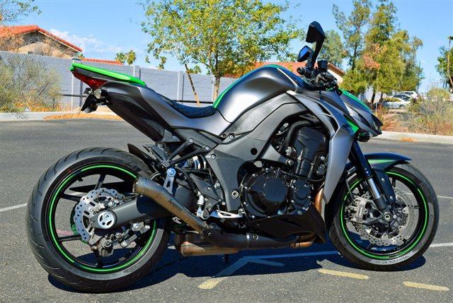 2016 Kawasaki Z 1000 ABS at Buddy Stubbs Arizona Harley-Davidson