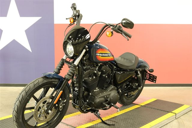 2020 Harley-Davidson XL1200NS - Sportster Iron 1200 at Texas Harley