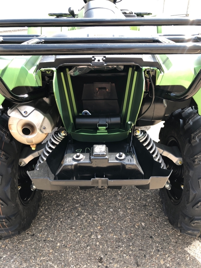 2020 Honda RUBICON 520 4X4 AUTO DLX 4x4 Automatic DCT EPS at Genthe Honda Powersports, Southgate, MI 48195