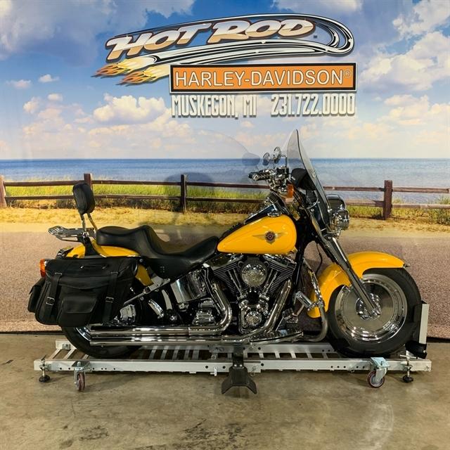 2001 Harley-Davidson Fat Boy at Hot Rod Harley-Davidson