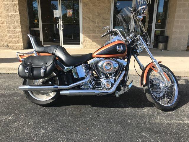 2008 Harley-Davidson Softail Custom at Bluegrass Harley Davidson, Louisville, KY 40299