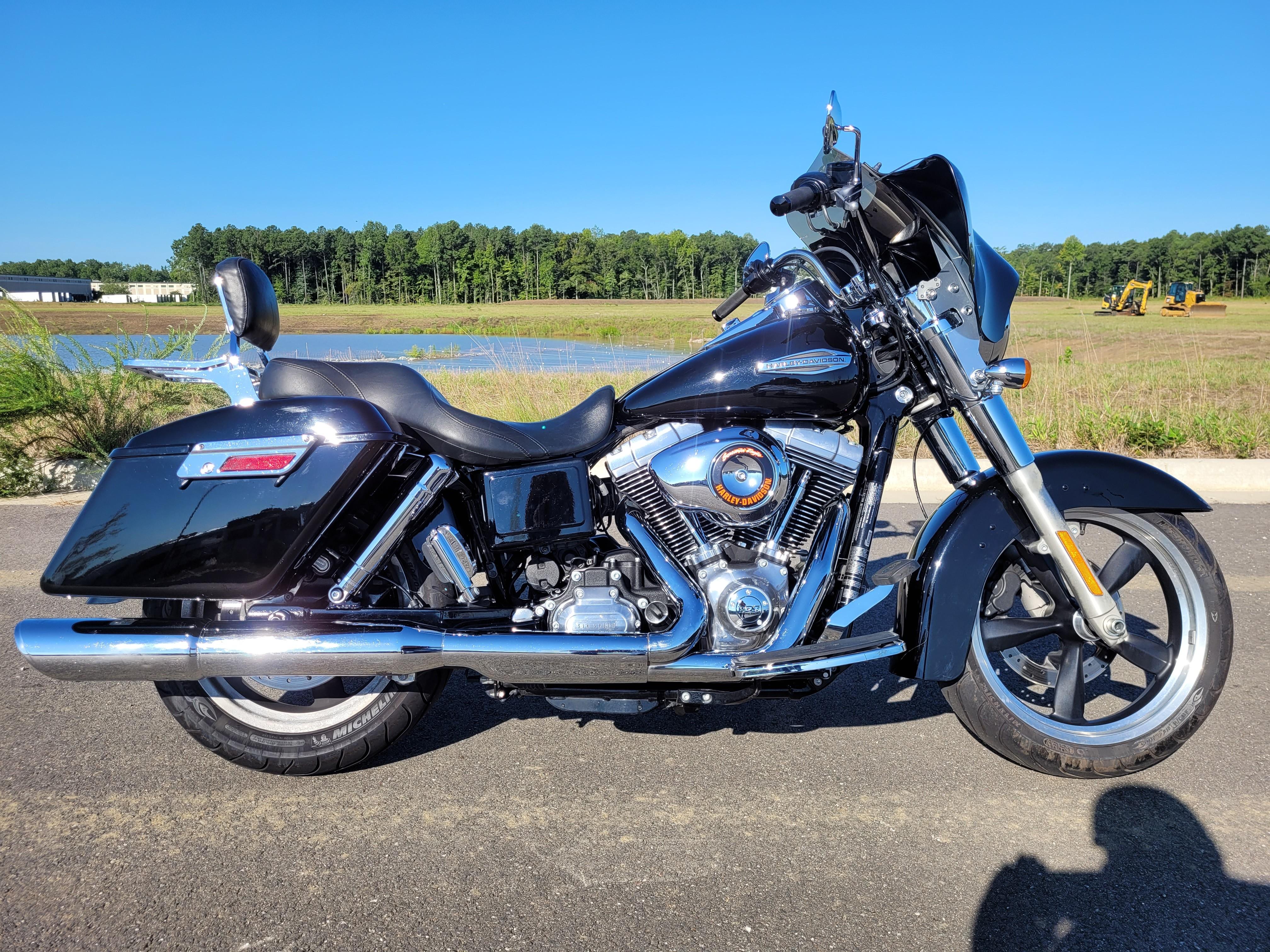 2013 Harley-Davidson Dyna Switchback at Richmond Harley-Davidson