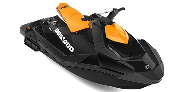 2021 Sea-Doo Spark 2-Up Rotax 900 ACE - 90 iBR + CONVENIENCE PACKAGE at Star City Motor Sports