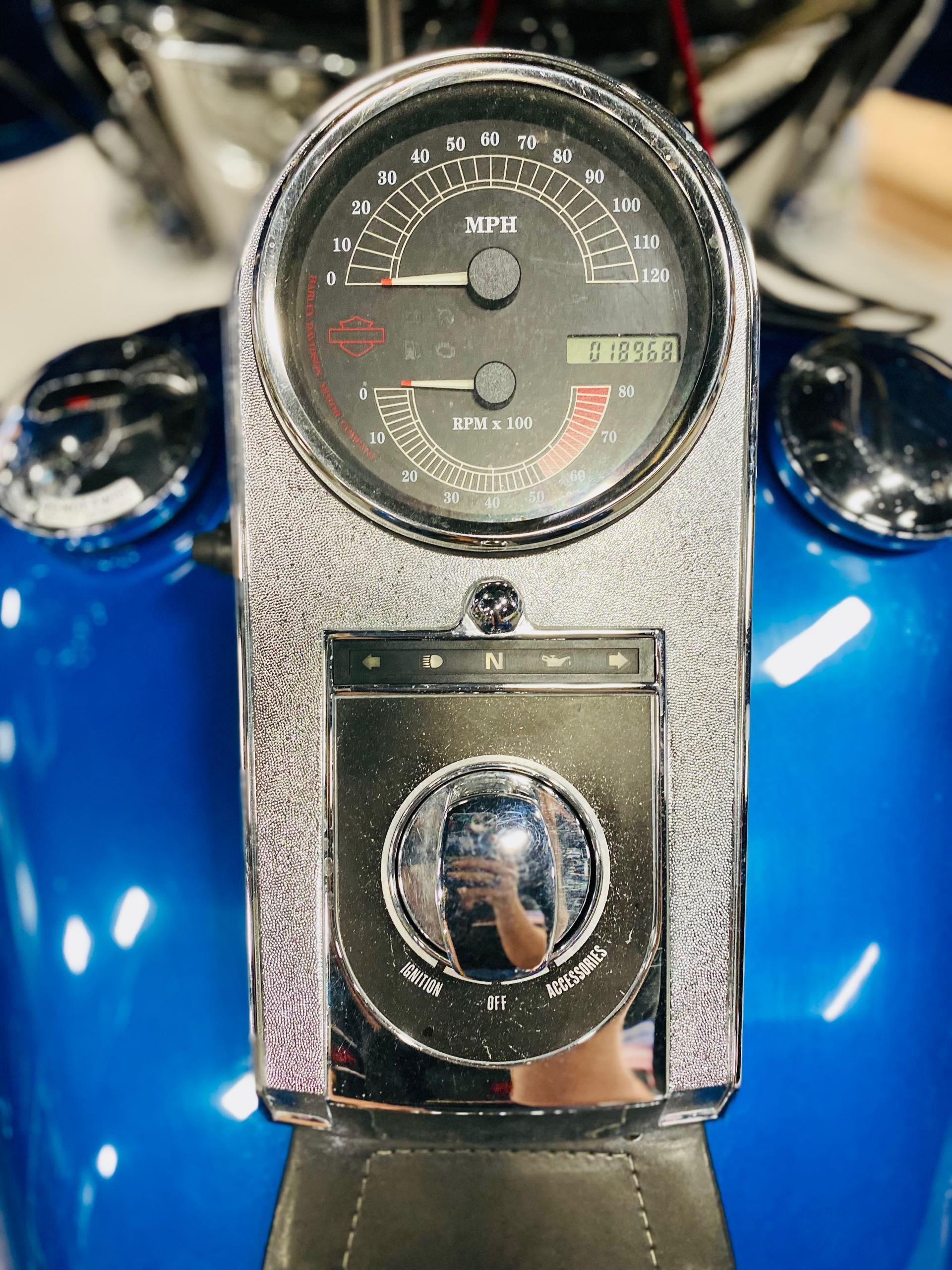 2005 Harley-Davidson Softail Fat Boy at Rod's Ride On Powersports