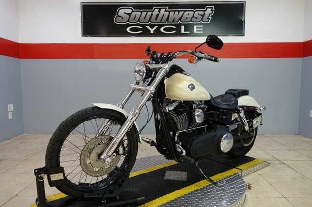 2014 Harley-Davidson Dyna Wide Glide at Southwest Cycle, Cape Coral, FL 33909