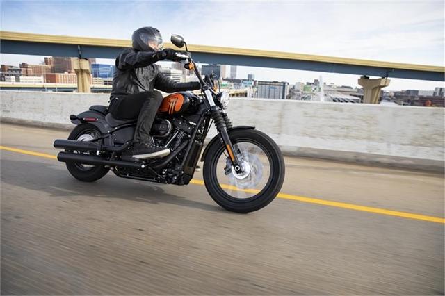 2021 Harley-Davidson Cruiser FXBBS Street Bob 114 at Thunder Harley-Davidson