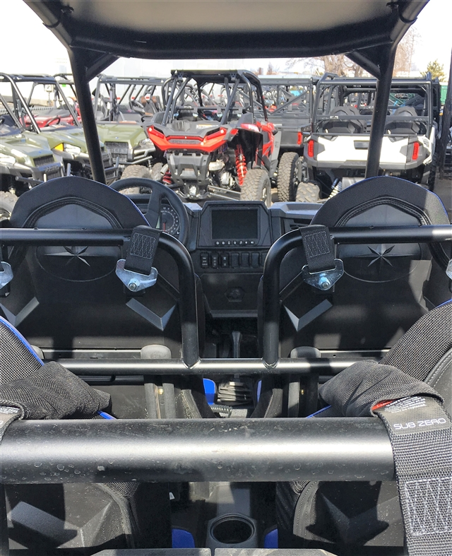2019 Polaris RZR XP 4 Turbo S Base at Reno Cycles and Gear, Reno, NV 89502
