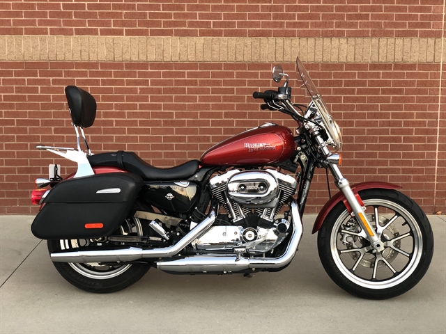 2014 Harley-Davidson Sportster SuperLow 1200T at Harley-Davidson of Macon