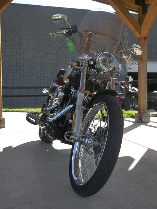 2007 Harley-Davidson Softail Custom at Outlaw Harley-Davidson
