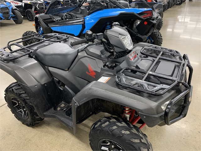 2018 Honda FourTrax Foreman Rubicon 4x4 Automatic DCT EPS Deluxe at ATVs and More