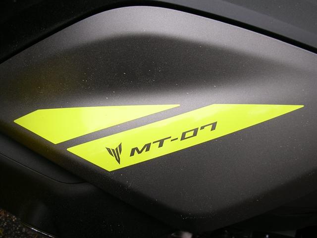 2018 Yamaha MT 07 at Hampton Roads Harley-Davidson