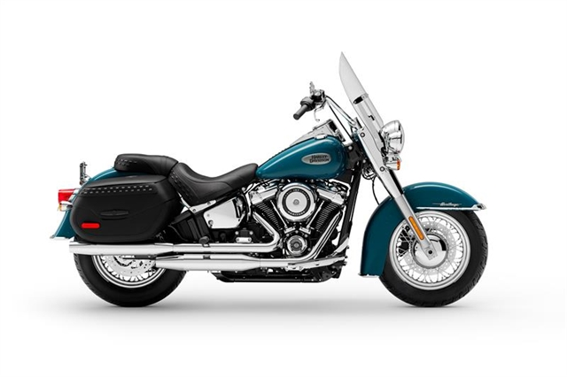 2021 Harley-Davidson Cruiser Heritage Classic at Visalia Harley-Davidson