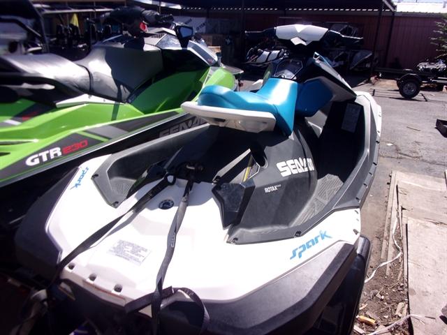 2018 Sea-Doo Spark 2-Up Rotax® 900 ACE™