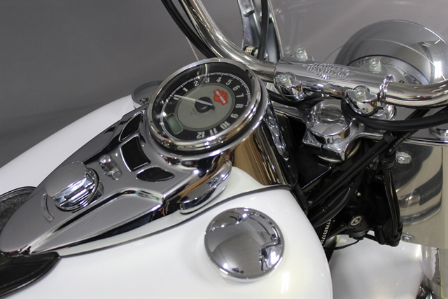 2009 Harley-Davidson Softail Heritage Softail Classic at Platte River Harley-Davidson
