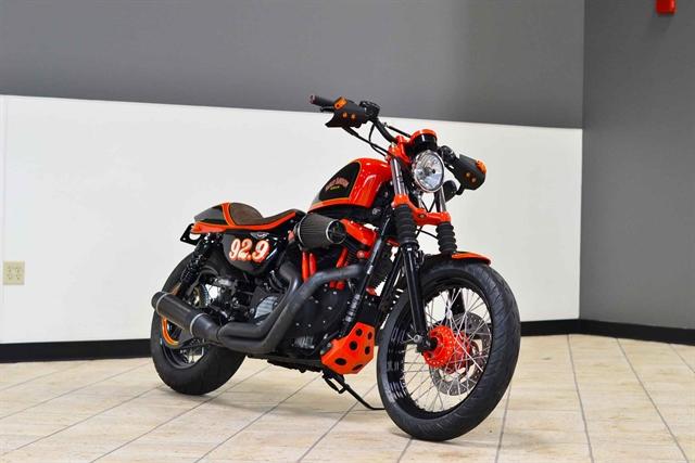 2015 Harley-Davidson Sportster Forty-Eight at Destination Harley-Davidson®, Tacoma, WA 98424