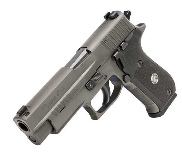 2019 Sig Sauer P220 at Harsh Outdoors, Eaton, CO 80615